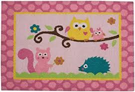 Pink Nursery Rugs Amazon Com Dena Happi Tree Rug Pink Discontinued By