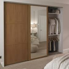 Sliding Wardrobes Doors Oak Sliding Wardrobe Doors Trend Oak Frame Mirror Mirror Mirror