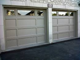 Chi Overhead Doors Prices C H I Overhead Doors Model 2296 Steel Combo Recessed Panel Garage