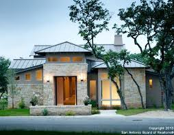 Modern Home Design Gains Popularity In Texas Hill Country - Texas hill country home designs