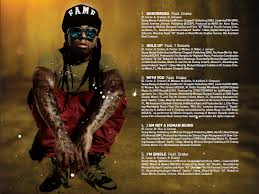 photo album inserts lil wayne liltunechi i am not a human being album inserts