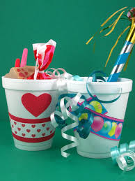 favor cups how to make paper cup party favors party decoration craft