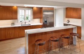 Kitchen Countertop Materials 5 Reasons To Include A Waterfall Countertop In Your Kitchen Design