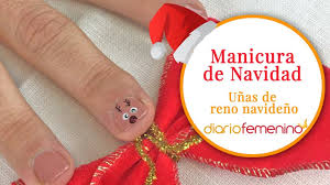 imagenes graciosas de uñas cómo hacer las uñas de reno más graciosas diseño de uñas para