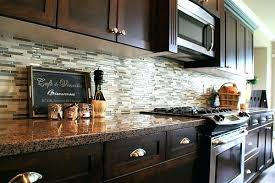 easy backsplash ideas use stone for a more rustic look on your