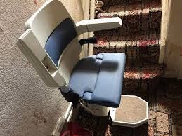 Stannah Stair Lift For Sale by Stannah Stair Lift Good Condition In Crossgates West Yorkshire