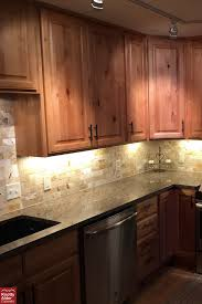 Brown Cabinet Kitchen Knotty Alder Cabinets Natural Stain Kitchen Cabinets Dark