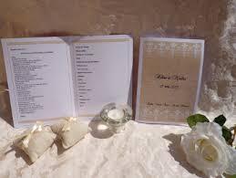 livre de messe mariage livret de messe conseils et astuces pour créer des livrets