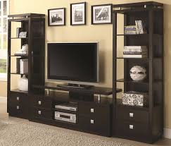 Contemporary Furniture  Piece Wall Unit Chicago - Contemporary furniture chicago