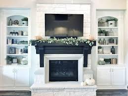 best 25 black fireplace mantels ideas on pinterest black