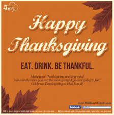 happy thanksgiving from muk eun ji muk eun ji restaurant