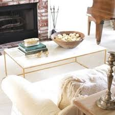 gold leaf coffee table gold leaf collection coffee table wisteria