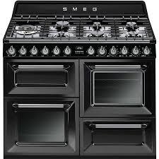piano de cuisine sauter de cuisson smeg tr4110bl1 garanti 5 ans
