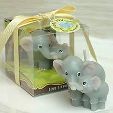 elephant favors american baby sleep in angle wings favors