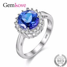 cheap diamond engagement rings online get cheap blue diamond engagement rings aliexpress com