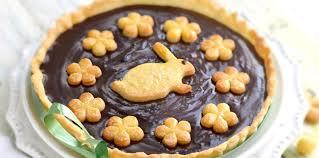 cuisine de paques tarte au chocolat de pâques facile et pas cher recette sur