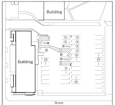 parking lot floor plan parking lot layouts parking layouts lot layouts cad pro