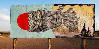 painting the desert urban artists in the navajo nation huffpost
