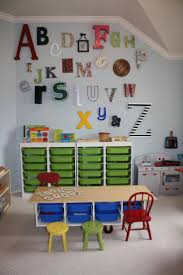 play room ideas homeschool desk for two montessori playroom best room ideas images