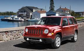 jeep patriot latitude 2011 jeep patriot 2011 jeep patriot refresh car and driver