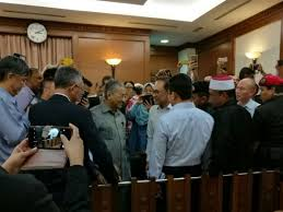 mmotv dr m meets anwar ibrahim for the first time in 18 years