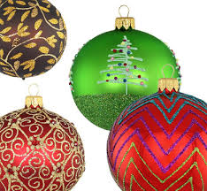 authentic german glass ornaments