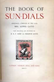 the book of sun dials