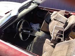 1968 Firebird Interior 1968 Pontiac Firebird Convertible Worth Saving