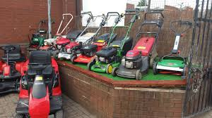 used garden machinery sheffield south yorkshire mowers