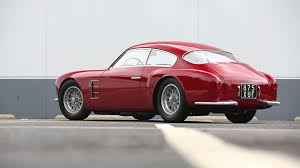 maserati a6g zagato ferrari maserati classics could fetch over 25m update