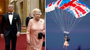 queen elizabeth ii at 90 funny moments james bond skydive