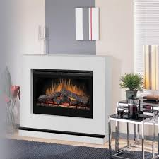 white electric fireplaces binhminh decoration
