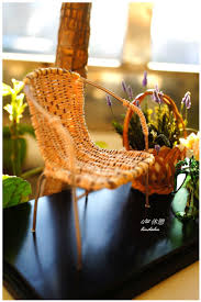 130 best miniatures furniture wicker images on pinterest