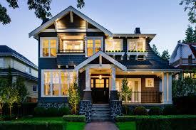craftsmen home point grey craftsman craftsman exterior vancouver by