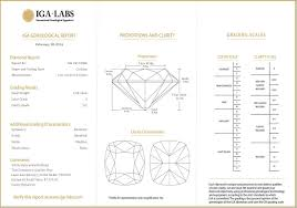 diamond clarity chart scale 1 34 carat cushion shaped loose diamond g color si2 clarity