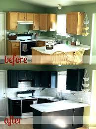 Painted Laminate Kitchen Cabinets Laminate Kitchen Cabinets Refacing Painting Laminate Kitchen