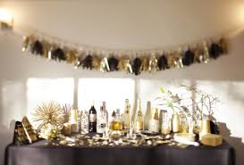 New Years Table Decorations Ideas by Easy Last Minute Diy New Year U0027s Eve Party Ideas