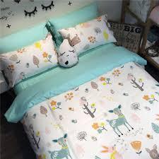 Forest Bedding Sets Boys Forest Animal Bedding Set Duvet Covers