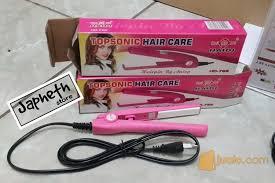Catok Rambut Yg Kecil catok rambut mini haidi warna pink depok jualo