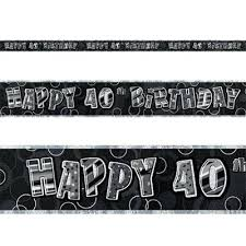 discount decorations 40th birthday party theme for him decorations supplies discount