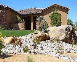 Desert Rock Garden Ideas Desert Rock Garden Flauminc