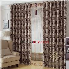 Cheap Black Curtains Great Made Dark Brown And Cheap Black Out Curtains Buy Brown
