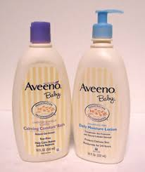 Aveeno Baby Calming Comfort Bath Baby
