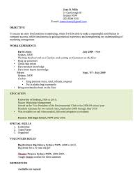 Professional Resume Free Template Cv Template Free Professional Resume Templates Word Open Colleges