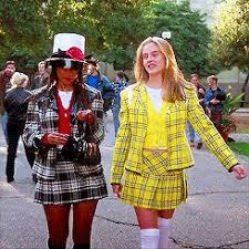 clueless costume clueless costume designer mona may reveals inspiration for the