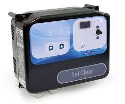 clorador salino para piscina sel clear astralpool