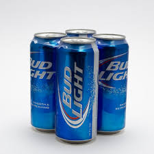 bud light can oz bud light 16oz can 4 pack beer wine and liquor delivered to