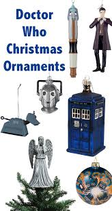 whovian doctor who ornaments