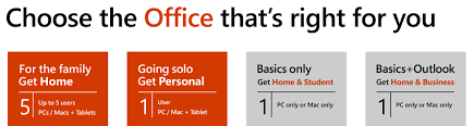 buy microsoft office home u0026 business free delivery currys
