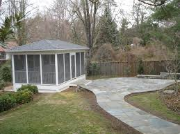 outdoor screen room ideas build free standing screen porch google search porch